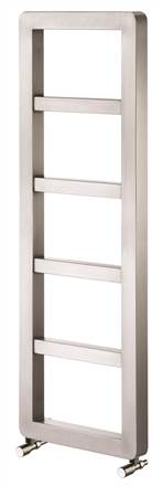 Vogue Zenith Stainless Steel Heated Towel Rail IN007