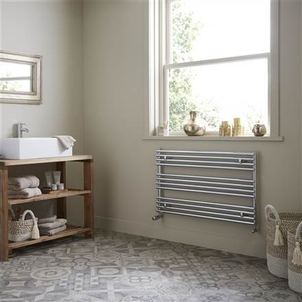 Towelrads Iridio Horizontal Radiator