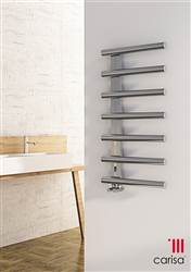 Carisa Ivor Stainless Steel Towel Rail