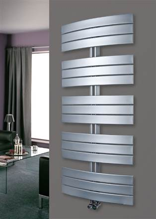 Myson Jarua heated towel rail