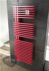 MHS Jazz Designer Heated Towel Rail