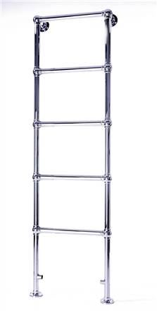 Keeling P2A Traditional Heated Towel Rail