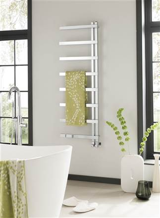 Vogue Keys II Heated Towel Rail CN030