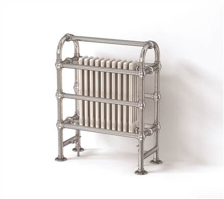 Aestus Knightsbridge Traditional Heated Towel Rail