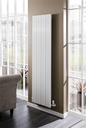 The Radiator Company Kura Vertical Radiator