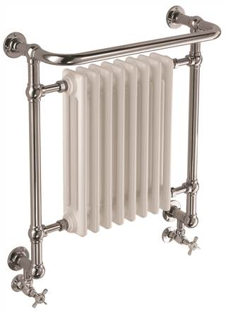 Vogue Regency Wall Mounted Heated Towel Rail -LG005/OG015