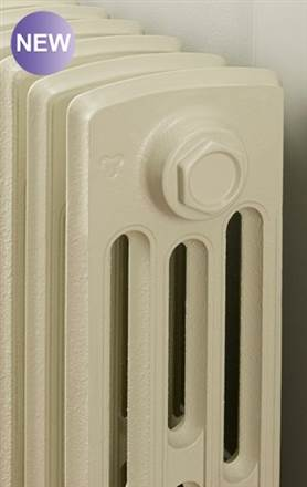 The Radiator Company Ledbury 4 Column Cast Iron Radiators