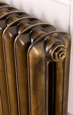 The Radiator Company Linton 2 Column Cast Iron Radiator