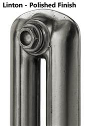 The Radiator Company Linton 3 Column Cast Iron Radiator - Polished