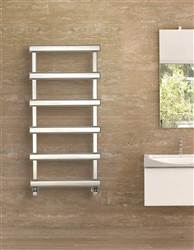 The Radiator Company Lynx Stainless Steel Heated Towel Rail