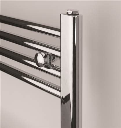 Rads 2 Rails Aldgate Straight Heated Towel Rail