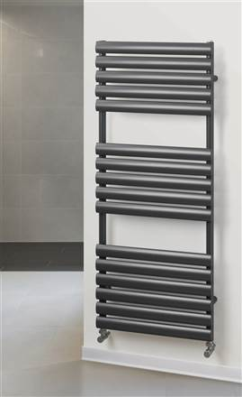 Rads 2 Rails Finsbury Straight Heated Towel Rail
