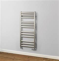 Rads 2 Rails Fulham Oval Tube Heated Towel Rail