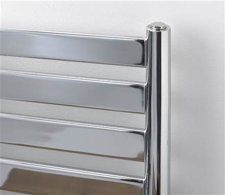 Rads 2 Rails Hammersmith Chrome Heated Towel Rail