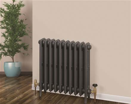 Rads 2 Rails Hampstead Cast Iron Column Radiator