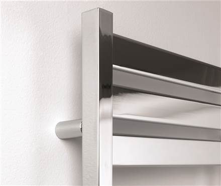 Rads 2 Rails Hyde Straight Heated Towel Rail