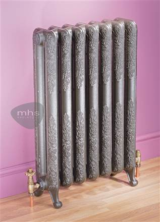MHS Burlington traditional cast iron radiators