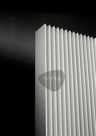 Vasco Canyon Aluminium Vertical Radiator