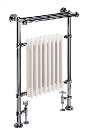 MHS Empire Multi traditional heated towel radiator
