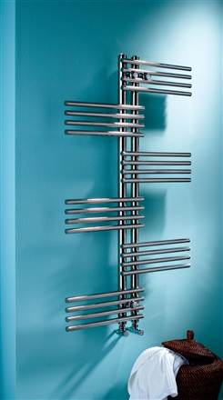 MHS Fingers Stainless Steel Towel Rail