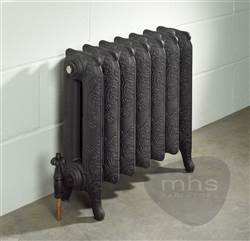 MHS Liberty traditional cast iron radiators - 660mm height