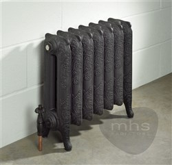 MHS Liberty electric traditional cast iron radiators