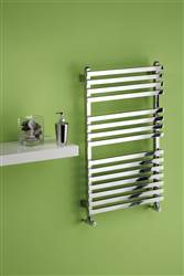MHS Square Stainless Steel Towel Rail