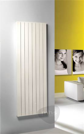 Vasco Zaros Radiator.Vasco Zaros Vertical Aluminium Radiator Www Warmrooms Co Uk