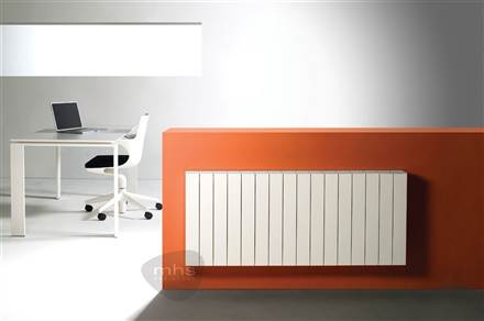 Vasco Zaros Radiator.Vasco Zaros Horizontal Aluminium Radiator Www Warmrooms Co Uk
