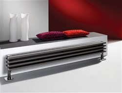 Vasco Zana Plinth Horizontal Radiator