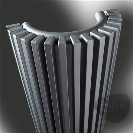 Vasco Zana Semi-Round Vertical Radiator