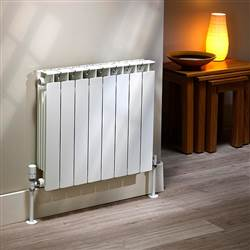 The Radiator Company Mix Aluminium Radiator - 390mm Height