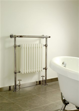 Aestus Mayfair Traditional Heated Towel Rail