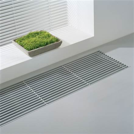 Jaga Mini Canal trench radiators