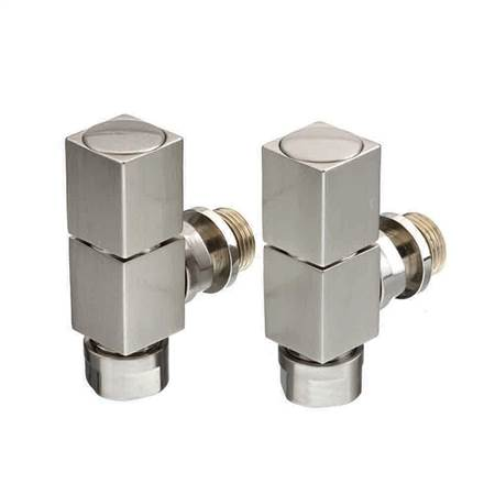 The Radiator Company Mini Cube Radiator Valve