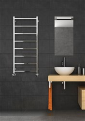 Sunerzha Modus Eco Stainless Steel Towel Rail