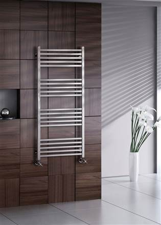 Sunerzha Modus Stainless Steel Towel Rail