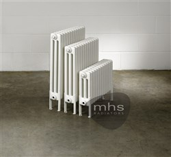 MHS Multisec Floor 3 column Radiator