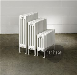 MHS Multisec Floor 4 column Radiator