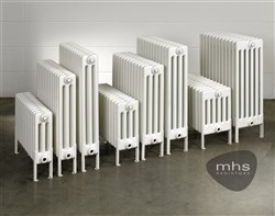 MHS Multisec Floor Electric Column Radiators