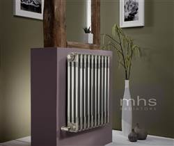 MHS Multisec Raw - 4 column Radiator