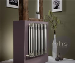 MHS Multisec Loft 3 column Radiator
