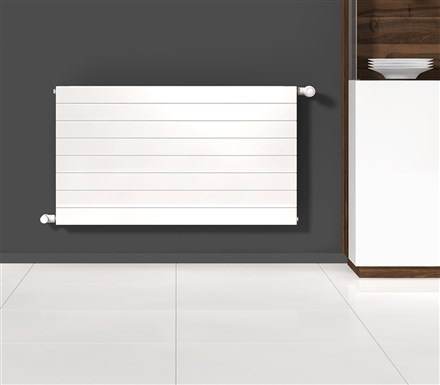 Myson new decor kh11 single horizontal radiator www for Myson decor