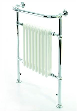 DQ Double Quick Newbury Traditional Towel Rail