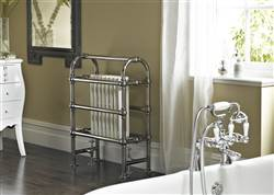 Vogue Baroque Heated Towel Rail LG014