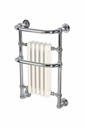 DQ Double Quick Old Buckenham Traditional Wall Mounted Towel Rail