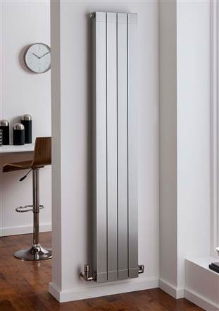 The Radiator Company Oscar Aluminium Radiator - 1446mm Height
