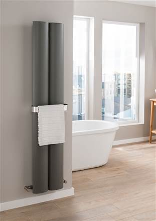 The Radiator Company Ovali Bath Towel Rail