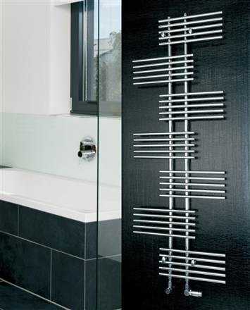 Eucotherm Parallel Towel Rail