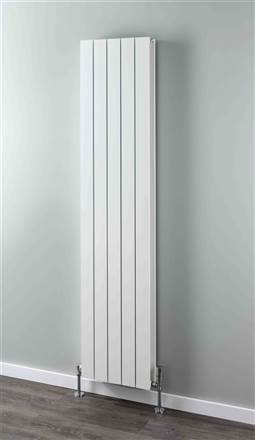 Supplies 4 Heat Paxton Vertical Aluminium Radiator